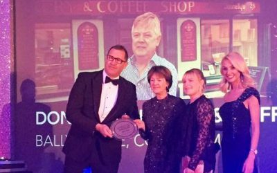 Donnelly's Ballycastle Bakery of the Year Award 2017